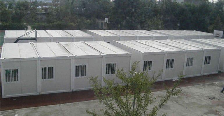 porta cabin accommodation units