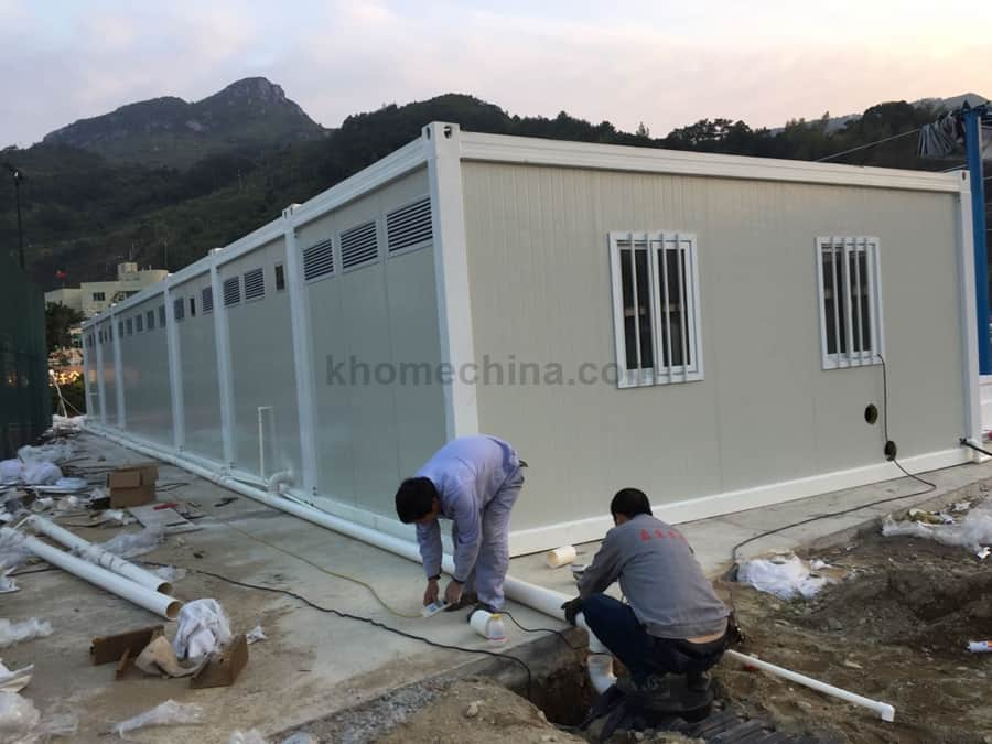 ablutions block for sale