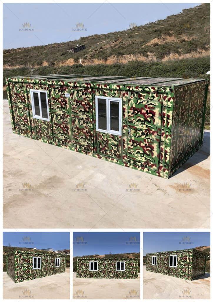 Prefabricated Military Buildings