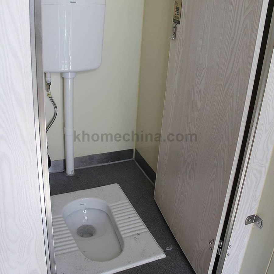ablution toilet block