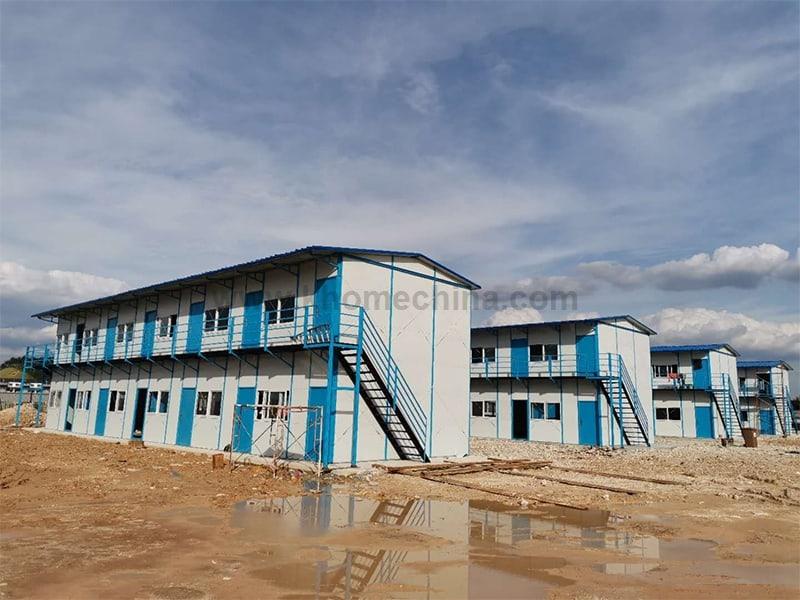 Prefabricated Labour Camp