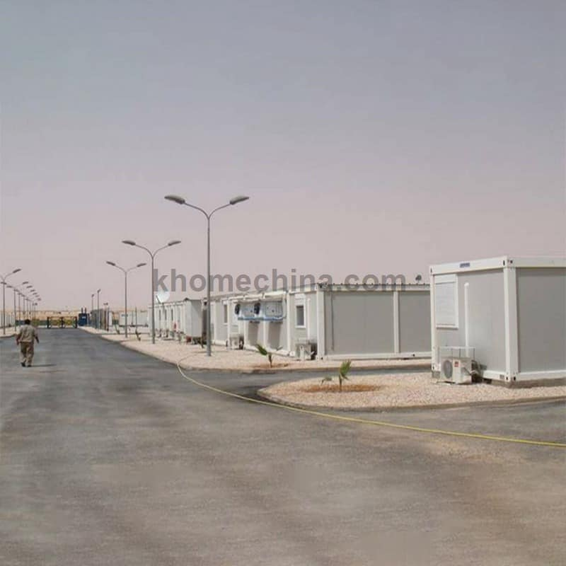Portable Site Accommodation