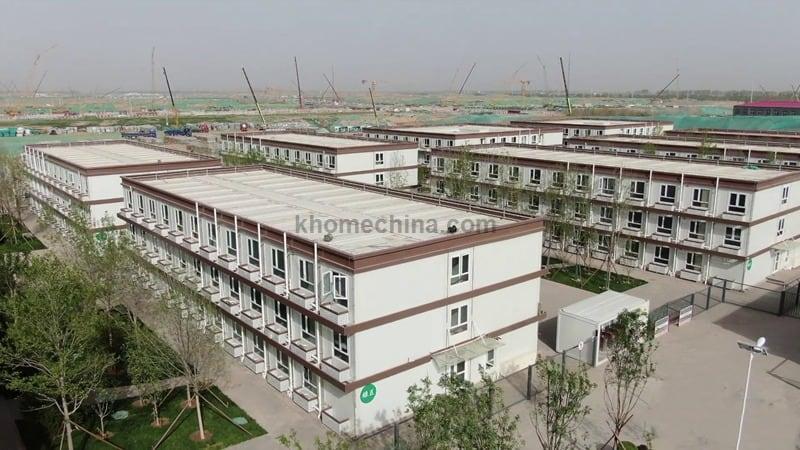 Temporary Living Quarters