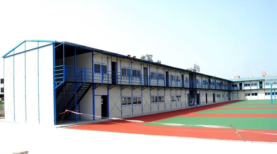 Prefab House Dormitory