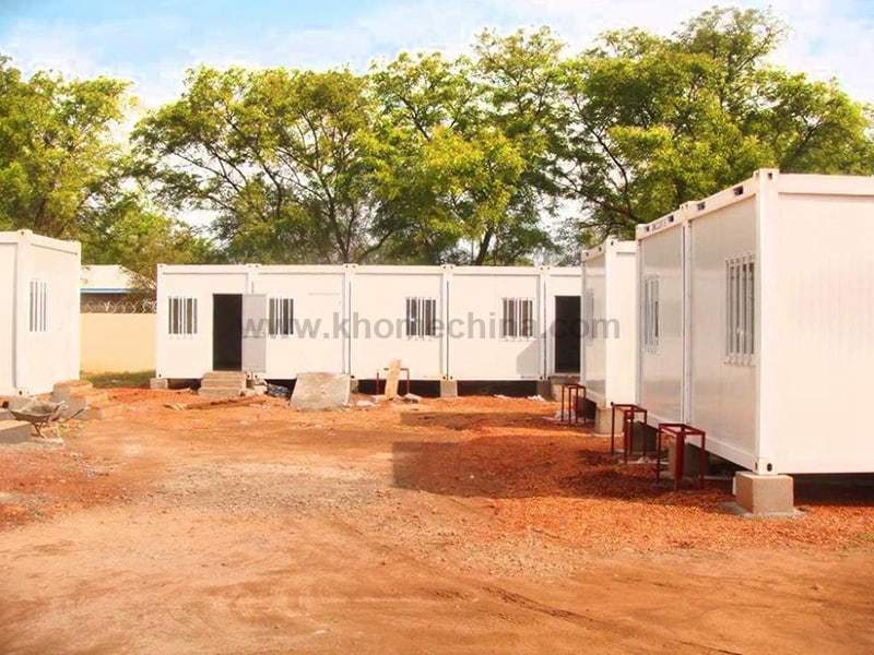 Modular Container Homes
