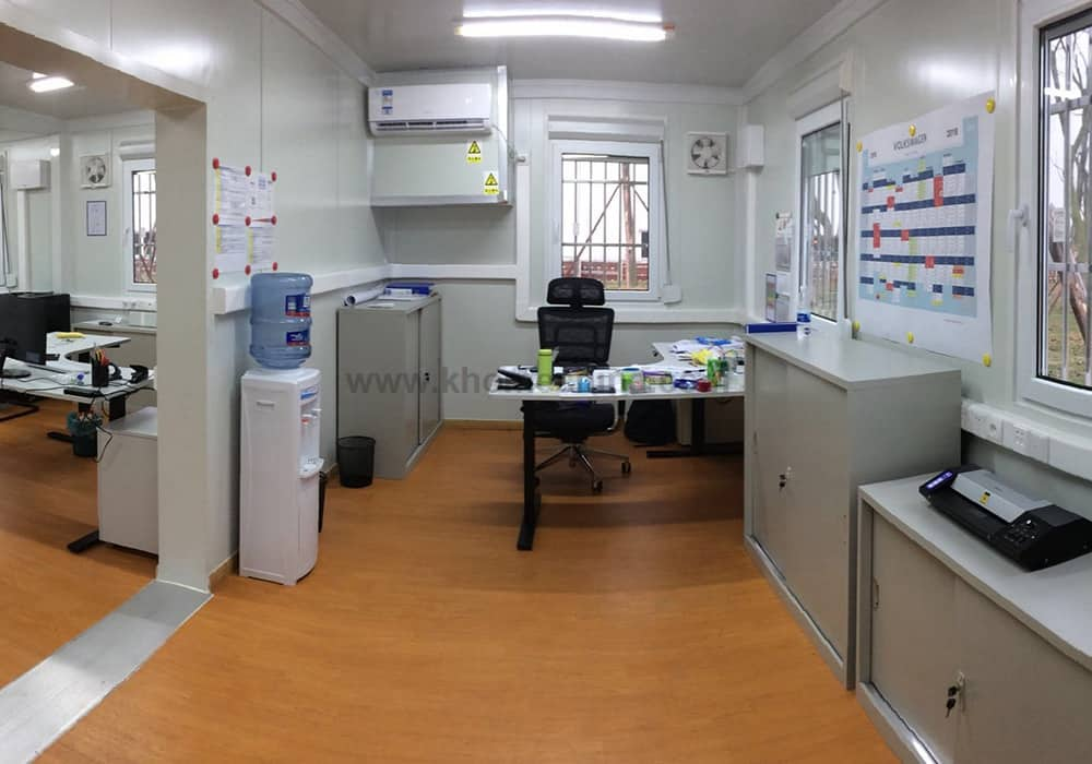 Temporary Office