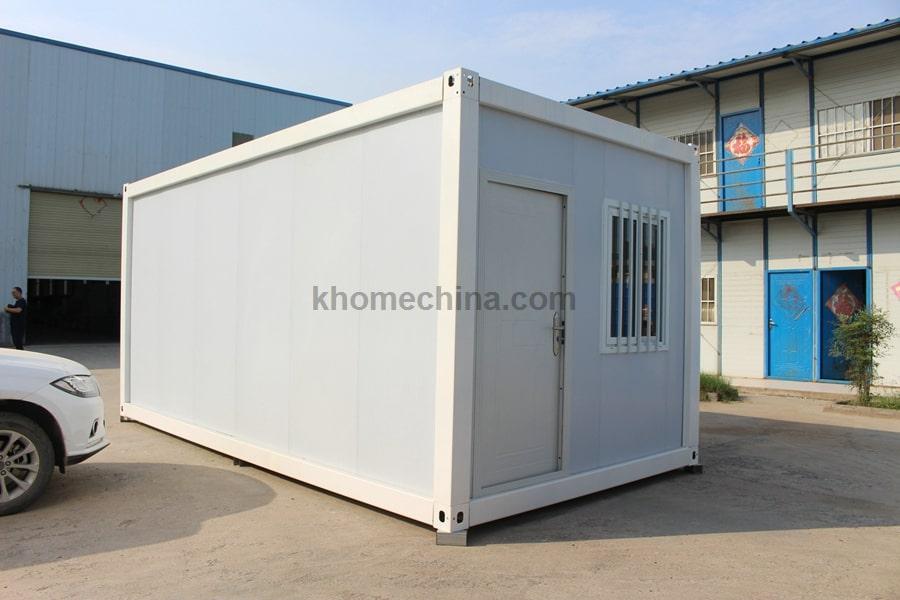 build on site sheds