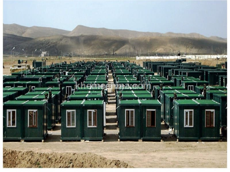 Containerized Housing Unit Army