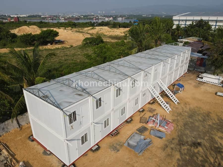 Portable Man Camps