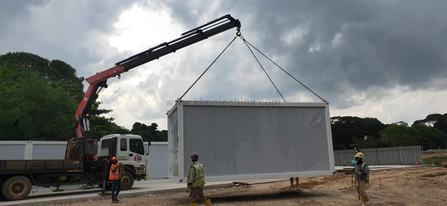 container accommodation units