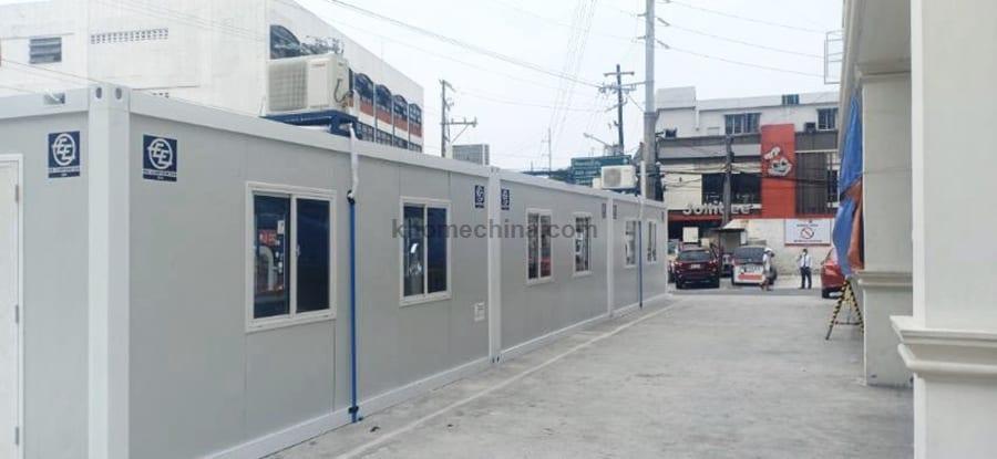 Modular Health Clinic