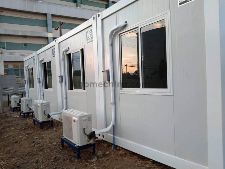 Portable Medical Clinic