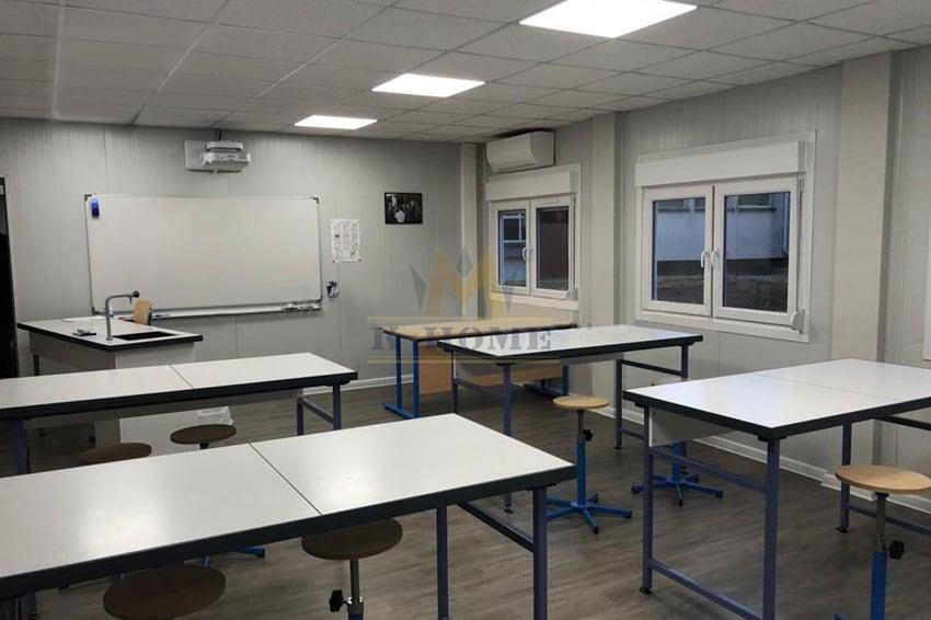Modular classrooms