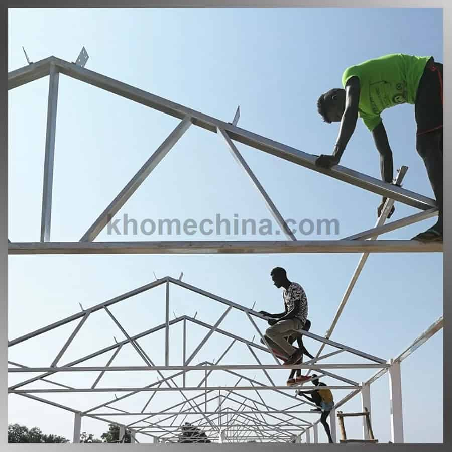 Light Steel Structure Homes
