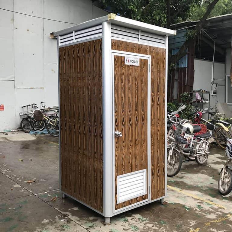 Portable Toilet Cabin