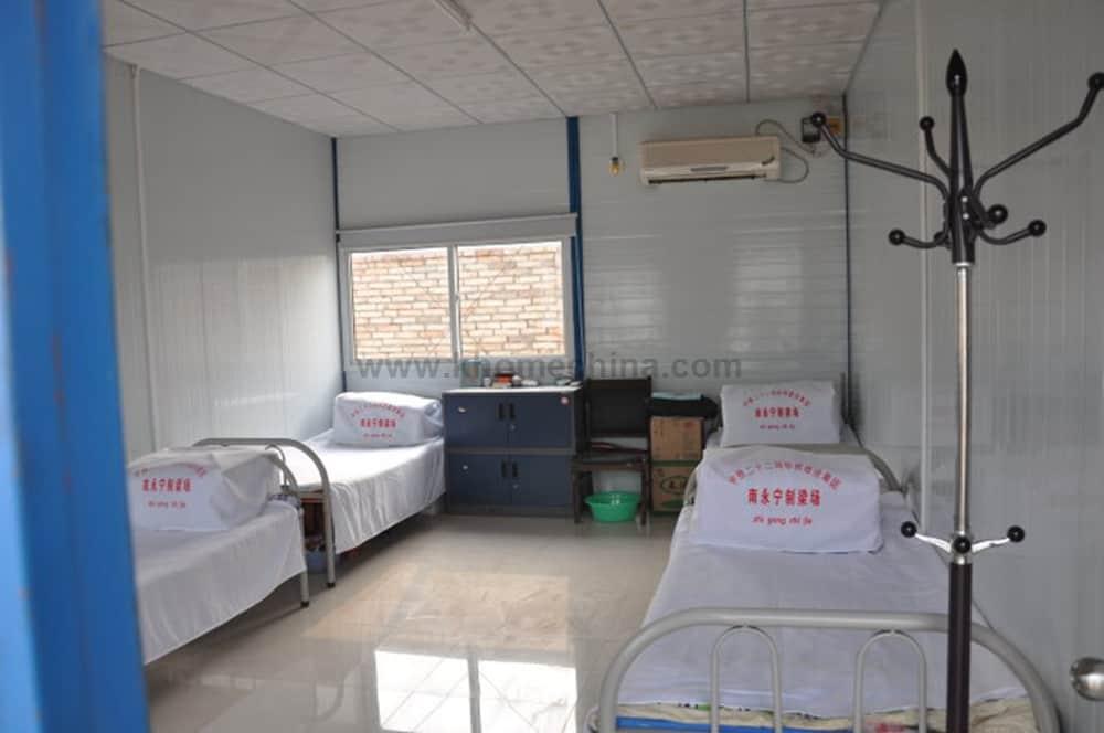 portable living quarters