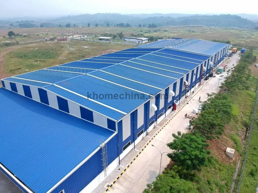 Prefab Warehouse Buildings