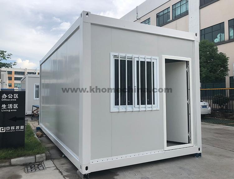 Portable Container Toilet