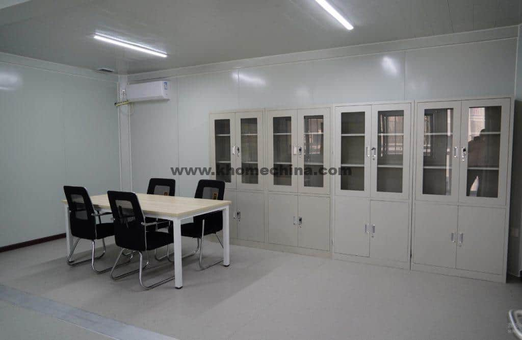 Construction Site Office