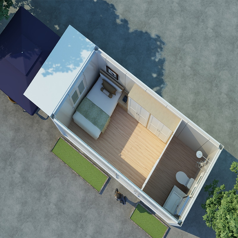 house container design
