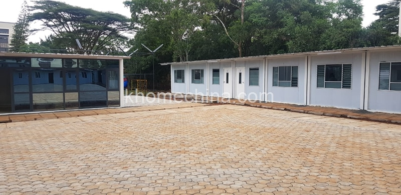 portable classrooms cost