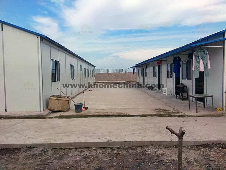 Temporary Worker Housing