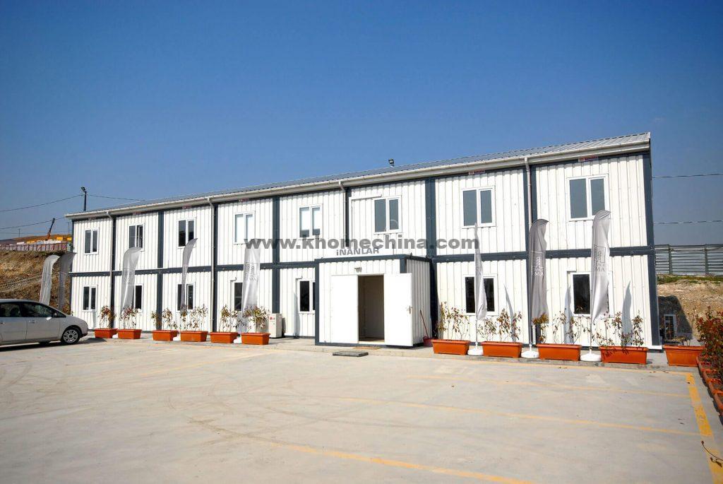 Container living Quarters