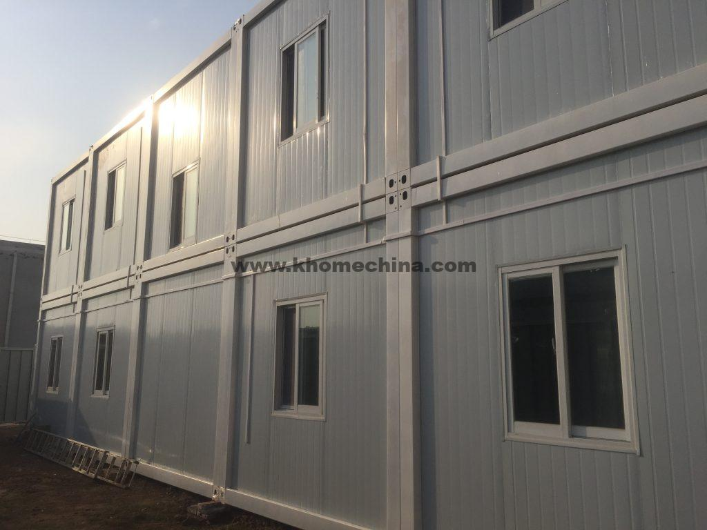 Container Labor Camp