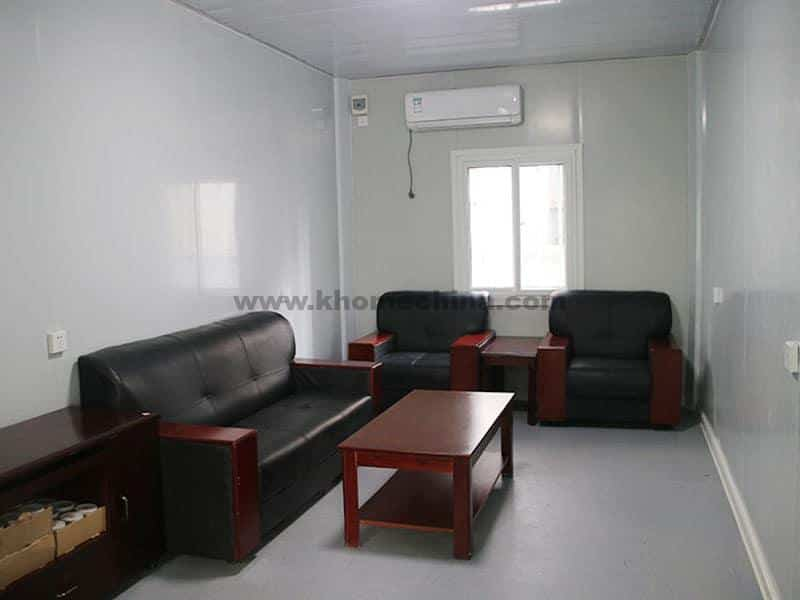 Portable Temporary Housing