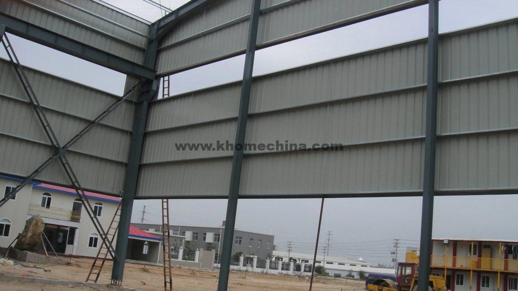 Prefabricated Warehouse