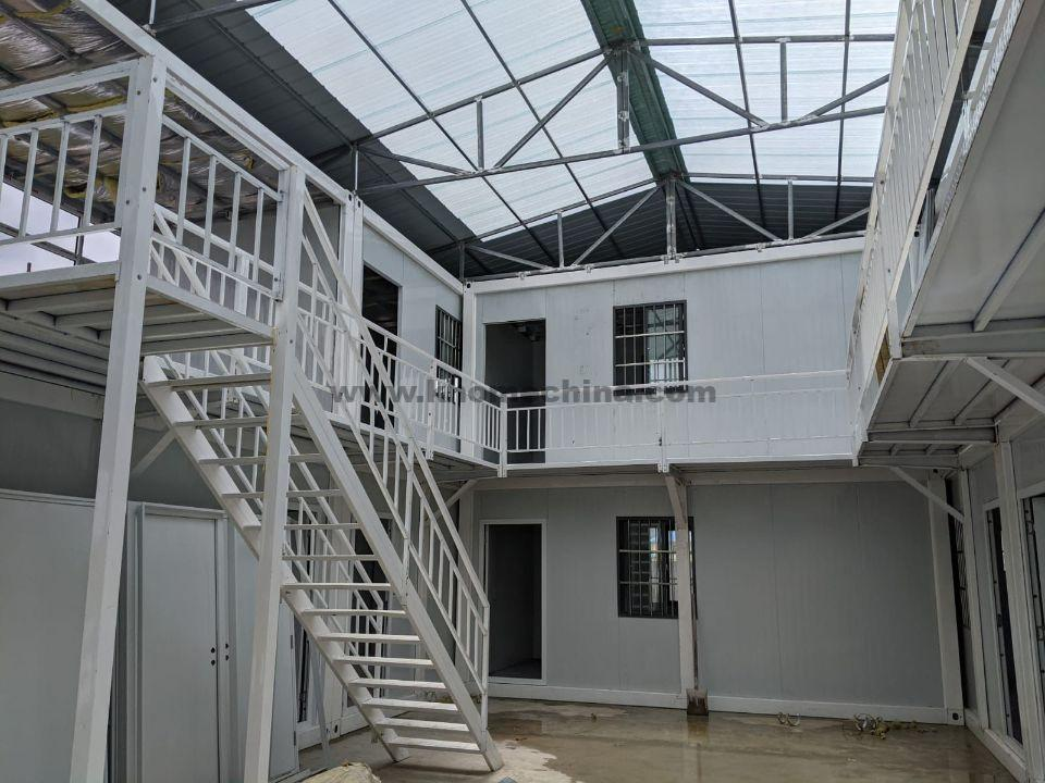 Temporary Modular Student Housing