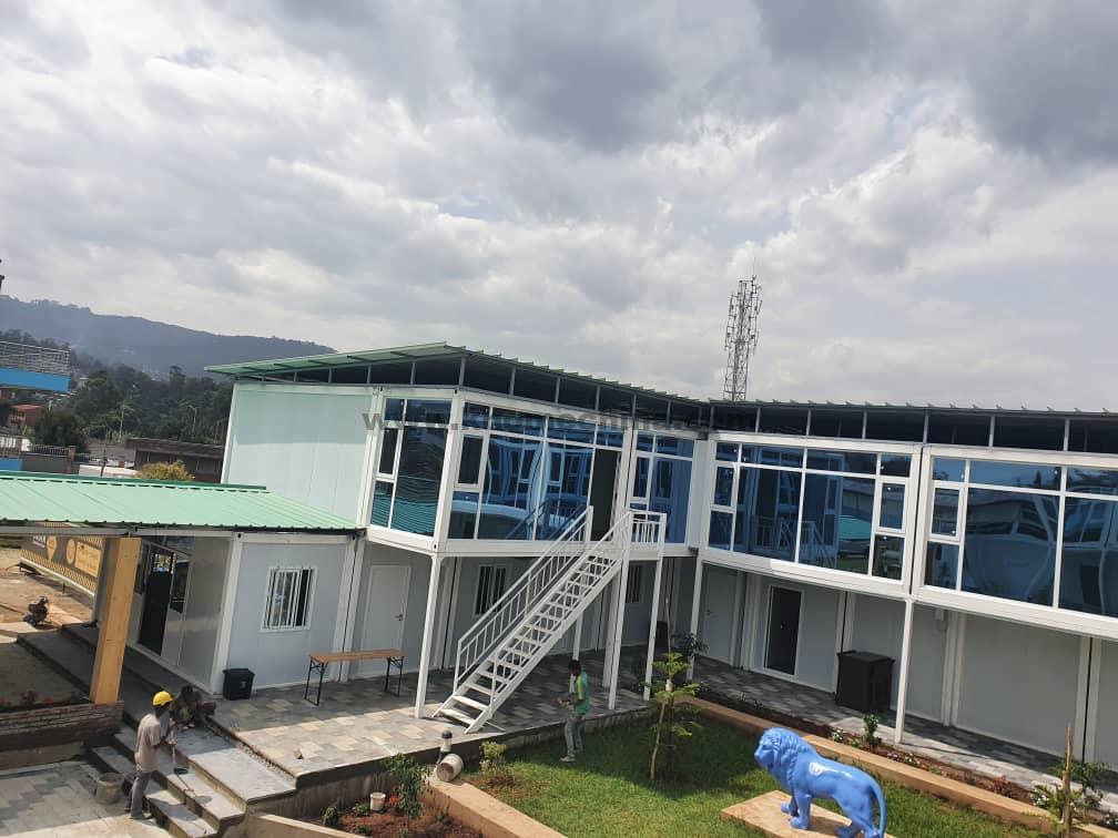 Construction Camp Buildings