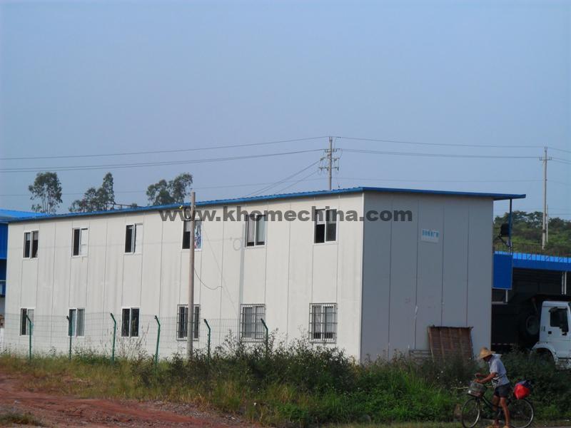 Modular Camp Buildings
